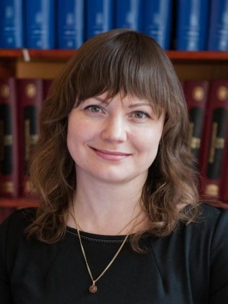 Комарова Екатерина Александровна