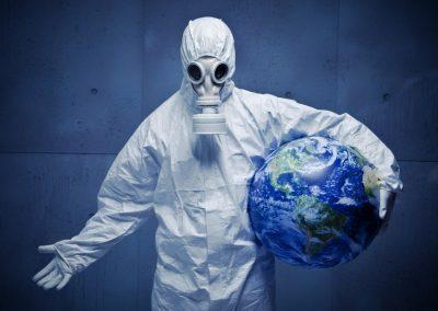 Пандемии человечества: история и современность