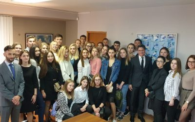 The Ambassador of Malta in Russia Mr. Pierre Clive Agius was conducted an open lecture