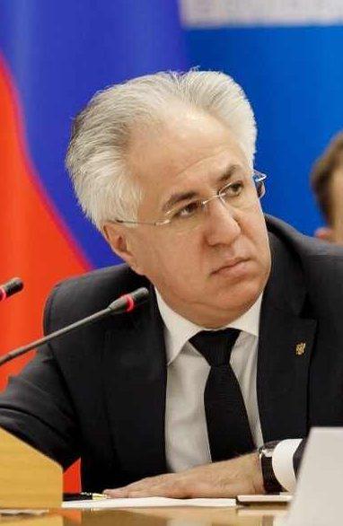 Исмаилов Рашид Айдынович