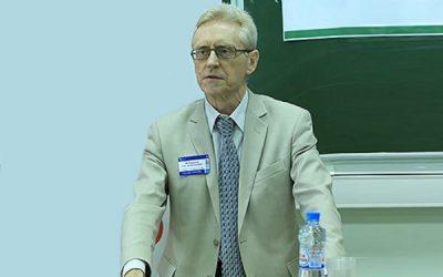 Лекция профессора ИГСУ Олега Митрошенкова