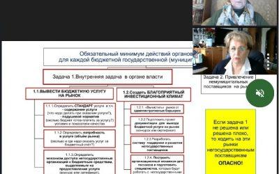 Студенты ИГСУ представили результаты научного исследования в Общественной палате РФ