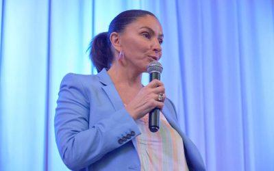 Наталья Синдеева: «СМИ не может поддерживать конкретного человека, оно должно быть беспристрастным»