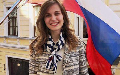 Студентка ИГСУ Мария Звонова вместе со своей командой вышла в финал российского конкурса проектов Raise