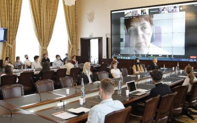 """Expert discussion """"Financial Law and Management: Interaction and Interdependencies"""" was held with the participation of foreign guests from different countries"""