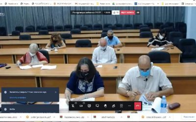 """The Russian-Cuban round table """"Modern public administration and the role of a new generation of civil servants: the experience of Cuba and Russia"""""""