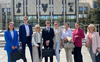 IPACS RANEPA students became part of the initiative group at the Public Chamber of the Russian Federation on the Russian education export