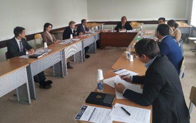 В ИГСУ прошел круглый стол «Конституция Российской Федерации: вопросы теории и практики»