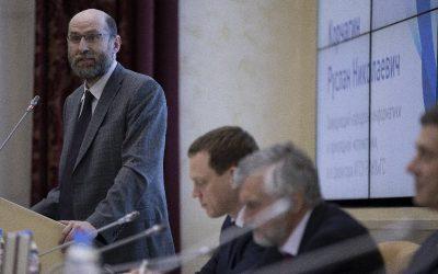 ИГСУ РАНХиГС принял участие в заседании Общественного совета при Росстате
