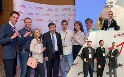 Презентация проектной и конкурсной деятельности ИГСУ