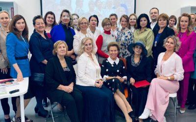 Магистрант программы «Психология политического лидерства и управления» на Всероссийском круглом столе «Роль женщины в экономике, политике, науке и образовании»