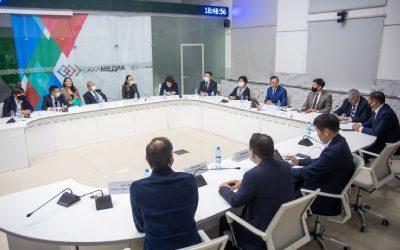 Профессор ИГСУ Вера Сморчкова приняла участие в первом заседании Совета по благополучию и устойчивому развитию Якутии